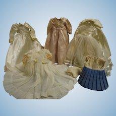 1930 - 1950s Original Madame Alexander Clothing Lot
