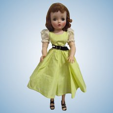 Vintage 1955 Madame Alexander Cissy Doll All Original.