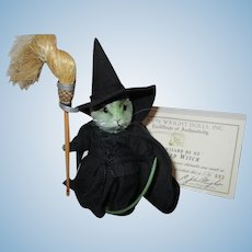 "R John Wright MIB ""Wicked Witch"" from The Wizard of Oz Mice"