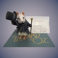 """R John Wright MIB """"The Wizard of Oz"""" from The Wizard of Oz Mice"""