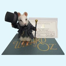 "R John Wright MIB ""The Wizard of Oz"" from The Wizard of Oz Mice"