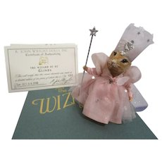 """R John Wright MIB """"Glinda The Good Witch of the North"""" from The Wizard of Oz Mice"""