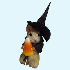 "R John Wright MIB ""Trick or Treat"" from The  Halloween Mouse Series ARTIST PROOF 2/5"