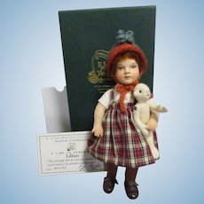 """R John Wright MIB """"Lillian"""" from A Time To Remember Series"""