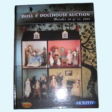 Morphy's Doll and Dollhouse Auction Catalog
