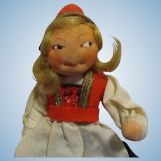 Rare Early Ronnaug Petterssen Doll All Original