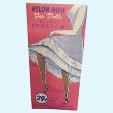 Pair of Vintage MIP Doll Nylons