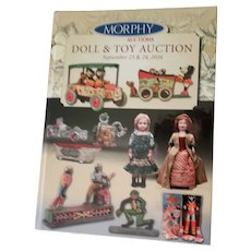 Morphy's Doll and Toy Auction Catalog