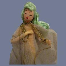 Vintage German Baps Rare Fantasy Doll