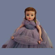 Vintage 1960 Madame Alexander Elise Doll All Original in Box