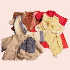 Vintage Tagged Terri Lee Clothing Lot