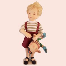 """MIB R John Wright """"Cole"""" Doll from the Playtime Collection"""