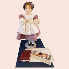 """MIB R John Wright """"Margaret"""" Doll from the RJW Convention"""