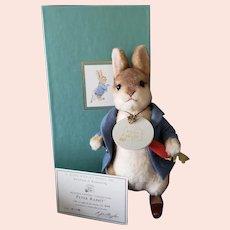 R John Wright Beatrix Potter's Peter Rabbit MIB