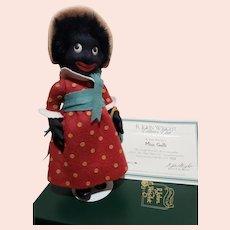 """R John Wright MIB """"Miss Golli"""" Doll"""