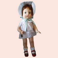 "MIB R John Wright ""Patsy"" Doll for UFDC"