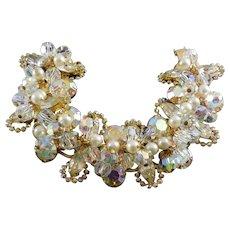 Amazing Juliana Cha Cha Crystal Bracelet