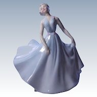 Royal Doulton Pirouette Bone China Figurine #2216 - 1958