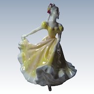 Royal Doulton Ninette Bone China Figurine #HN 2379 - 1970