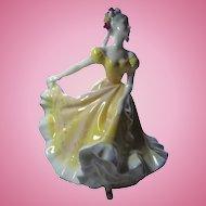 Royal Doulton Ninette Bone China Figurine #HN 2379 - 1970