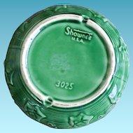 Beautiful Vintage Darker Green Shawnee Ivy Planter #3025