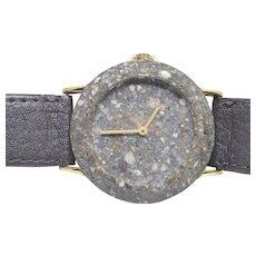 Vintage Triton Rock Klok Wristwatch - As Found