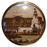 London souvenir compact Buckingham palace made in England