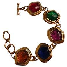 Avon bracelet Caprianti companion poured acrylic stones