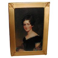 Gold-Plated Picture Frame maker K & O Patd 1909
