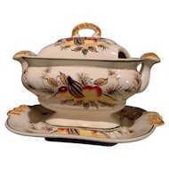 "ARNART ""Italia"" Tureen and Underplate"