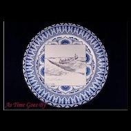 Royal Doulton Gibson Girl - They Go Fishing