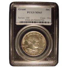 Grant 1922 PCGS -65 Commemorative