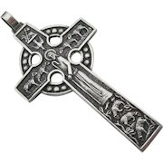 James Avery Sterling - Cross of The Good Shepard - Large
