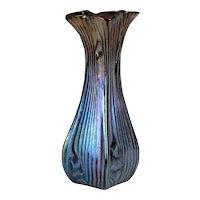 Large Rindskopf Persica Glass Vase - Jugendstil - Art Nouveau - Bohemian - Art Glass
