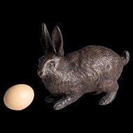 Bronze Rabbit - Hare
