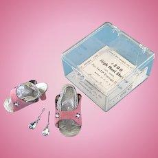 "Vintage 14"" Toni, Sweet Sue Sophisticate 15"" Miss Revlon MIB Doll Shoes MA Elise"