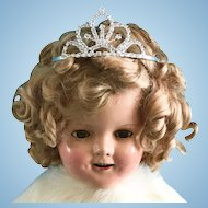 Doll Crown Tiara Madame Alexander Queen Princess Elizabeth Ladies of Fashion