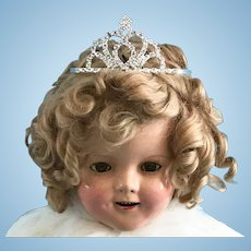 Doll Crown Tiara Madame Alexander Queen Princess Elizabeth Ladies of Fashion