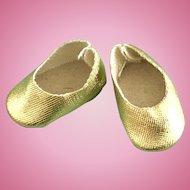Vintage Orig. Madame Alexander Wendy Kins Doll Ballet Shoes Ginny Muffie Ginger