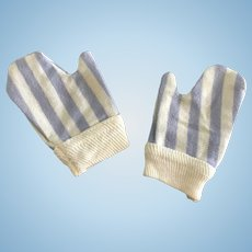 Vintage Doll Gloves Mittens Patsy Ann Shirley Temple Madame Alexander Toni