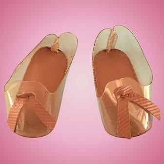 Vintage Doll Rain Shoes Mary Hoyer Shirley Temple Patsy Jr Madame Alexander