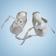 Vintage Doll Shoes Patsy Lou Ann Toni P94 Shirley Temple Madame Alexander