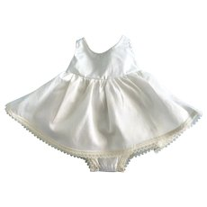 Shirley Temple Onesie Slip Panty Combo made for Vintage 18 in Composition Doll