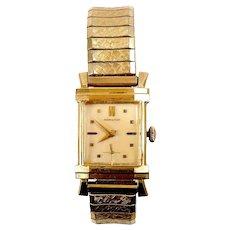Hamilton Berkshire Men's Watch, 14K Yellow Gold, Manual Wind, Circa 1953