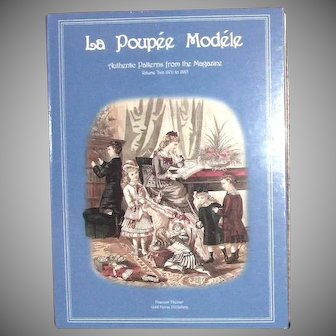 Book of patterns: La Poupee Modele