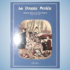 La Poupee Modele: book of doll clothing patterns