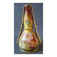 Art Nouveau Hand Painted Artist Signed Royal Bonn Vase
