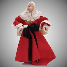 Vintage Liberty of London Doll: Lord Chief Justice of England