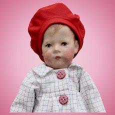 17 inch Kathe Kruse Early Doll I