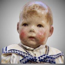 "18"" Early Kathe Kruse Doll I"